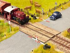Noch 14624 - LC  Bahnübergang Holzbohlen - Spur N - NEU