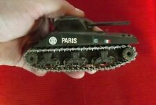 Solido Char Blindé Sherman M4 A3 .N°231 . 3/1972 Jouet de collection guerre