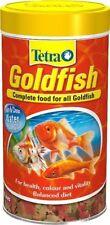 Tetrafin 200g Goldfish Flake Food Aquarium Pond Fish Coldwater Fantails Oranda