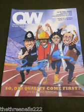 QUALITY WORLD - OLYMPIC SPECIAL - JULY 2012
