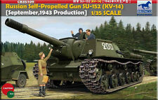 Bronco 1/35 35109 Heavy Self-Propelled Gun SU-152(KV-14)