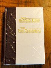 Tagalog/English New Testament, Today's Version, Hardcover, Balita Biblia Bible