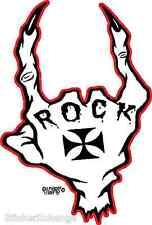 Rock On Sticker Decal Artist Eric Pigors PG7