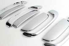 KIA RIO 2005-2010 CHROME DOOR HANDLE MOLDING / DOOR CATCH MOLDING