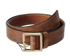 Marc O'Polo Belt Gürtel Leder Ledergürtel Größe 85