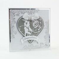 wedding Metal Cutting Dies Stencil Photo Album Card Paper Embossing DIY Dies Cut