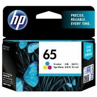 1 x Genuine HP65 Colour Ink Cartridge N9K01AA For HP Deskjet 2620,5020,5034 5075