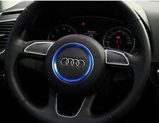 Blue-Audi RS4 RS5 RS6 RS7 volante Envolvente Ajuste-A3 A4 A5 A6 A7 A8