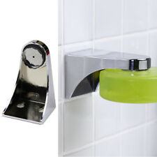 Magnetic Soap Holder Container Household Bathroom Wall Attachment Soap Rack