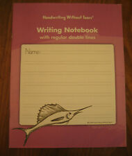 Handwriting Without Tears Handwriting Notebook Double Lines
