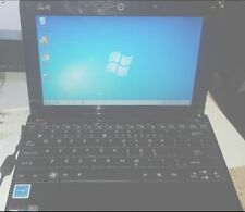 ASUS Eee PC 1001 Laptop Netbook 2GB Memory 160GB Hard Drive Windows 7, Camera