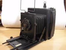 4x5 Pre-Anniversary Speed Graphic Camera w/13.5cm Uncoated Tessar Lens