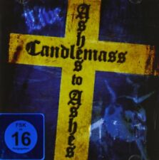 Candlemass - Ashes To Ashes CD+DVD #114489