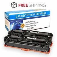2PK CF210A Black Toner For HP 131A LaserJet Pro 200 Color M251nw MFP M276nw