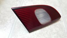1998-2002 toyota corolla left back up  tail light taillamp taillight oem