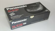 Marlboro Panasonic SL-S160 MASH CD Player in Box  AC Cord, Manual