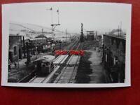PHOTO  TEBAY RAILWAY STATION 1967