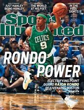 2010 Rajon Rondo Boston Celtics No Label Sports Illustrated