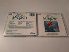 Walt Disney The Little Mermaid: Original Motion Picture Soundtrack 1997 CD