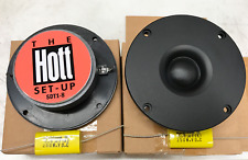 "The Hott Set-Up 1"" Soft Dome Tweeters (Pair) Model SDT1-8 Orion 8 Ohms W Cap USA"