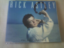 RICK ASTLEY - THE ONES YOU LOVE - UK CD SINGLE