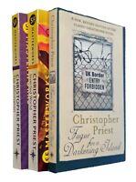 Christopher Priest 3 Books SF Novels Inverted World Affirmation Darkening New