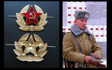 Soviet Military Russian Army USSR Red Star Hat Pin Badge
