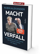 MACHTVERFALL - Merkels Ende und das Drama der deutschen Politik - Am Lager - NEU
