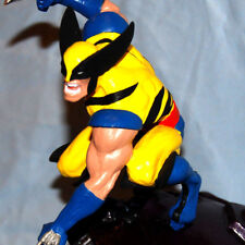 X-MEN  WOLVERINE STATUE ON SENTINEL HEAD -Bowen Design