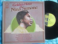 Nina Simone Golden Hour Of Nina Simone Golden Hour GH 535 UK Vinyl LP Album