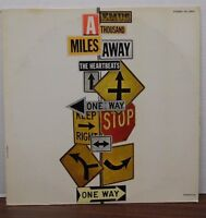 The Heartbeats a thousand miles away 33RPM ES-12033  100116LLE