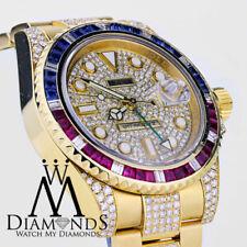 Relojes de pulsera automáticos Rolex GMT-Master