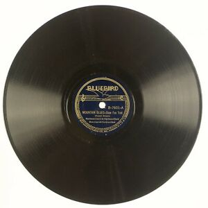 WASHBOARD SAM: Phantom Black Snake Blues US Bluebird 78 Hear