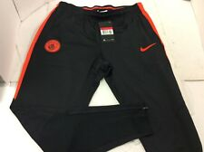 Nike Dry Fit Sportswear Jogging MANCHESTER CITY Skinny Men's Running Trousers, L