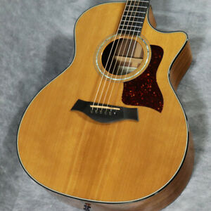 Taylor 714c Natural 2000 With Original Hard Case FedEx from japan