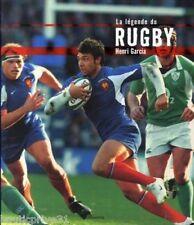 Beau livre neuf sous blister - La légende du rugby  - Henri Garcia