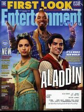 Entertainment Weekly Magazine #1542/1543 Dec 28,2018 Jan 4,2019 ALADDIN