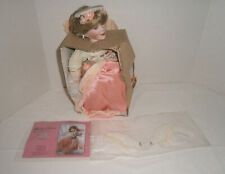 Paradise Galleries The Lord Is My Shepherd by Patricia Rose Porcelain Angel Doll