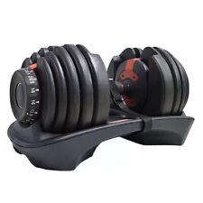 Adjustable Dumbbells 90 lbs Pair bowflex Powerblock Weights