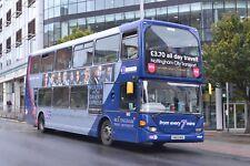 Nottingham City Transport Bus No.693 23rd OCTOBER 2017 6x4 Quality Bus Photo