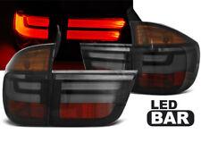 LED REAR TAIL LIGHTS LDBME3 BMW X5 E70 2007 2008 2009 2010 SMOKE