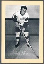 1944-63 Beehive Hockey Premium Group 2 Detroit Red Wings #180 Larry Jeffrey