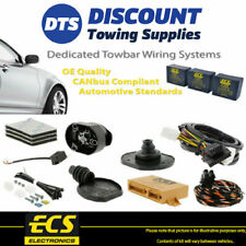 ECS 7 Pin Towbar Trailer Wiring Kit For BMW 5 Series Saloon 2003 >