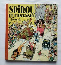 BD - Les aventures de Spirou et Fantasio / Rare / EO 1948 / FRANQUIN / DUPUIS