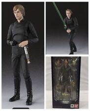 S.H.Figuarts Star Wars Luke Skywalker Jedi Knight Action Figure Figurine NIB @