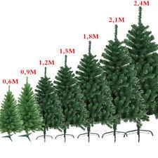 Albero di Natale Pino verde PVC alberi decorativi artificiale di arte 60-240cm