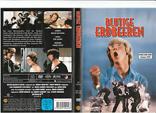 Kult * BLUTIGE ERDBEEREN * Rarität DVD Warner Original deutscher Ton