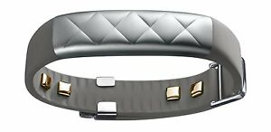 UP4 By Jawbone Fitness Heart Rate Exercise Sleep Activity Tracker Bluetooth Band