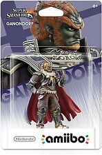 Ganondorf Amiibo Super Smash Bros - Zelda - Breath of the Wild BotW