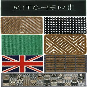 Non-Slip Different In/Outdoor Mats In Different Colors Best Quality Washable New